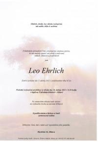 Leo Ehrlich