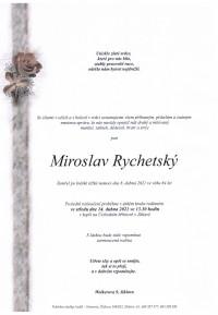 Miroslav Rychetský