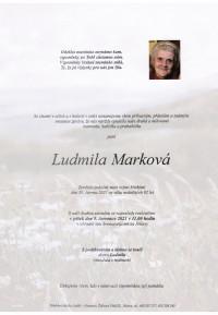 Ludmila Marková