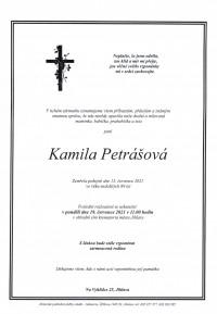Kamila Petrášová