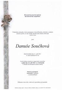 Danuše Součková