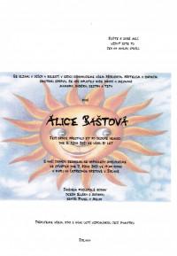 Alice Baštová