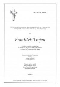 Nejbližší rozloučení - František Trojan