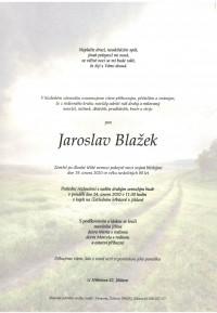 Jaroslav Blažek