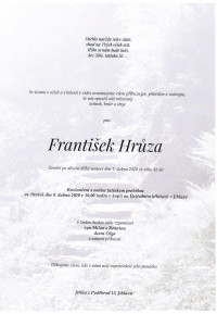 František Hrůza