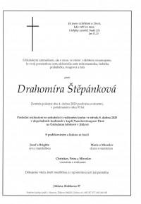 Drahomíra Štěpánková