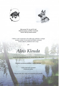 Alois Klouda