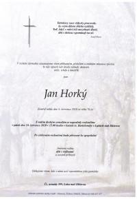 Jan Horký