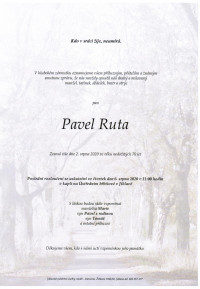 Pavel Ruta