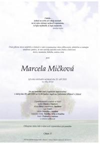 Marcela Mičková