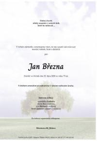 Nejbližší rozloučení - Jan Března