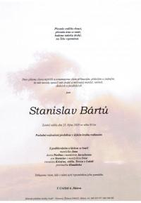Stanislav Bártů